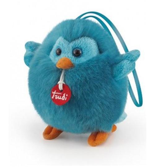 Trudi Charm Uccellino Blu