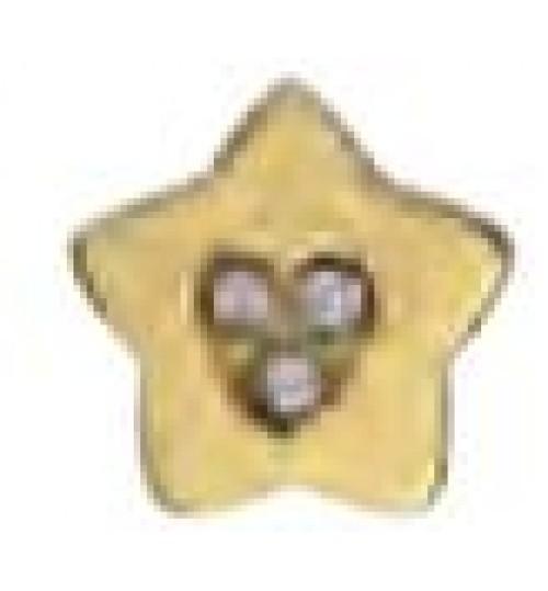Bjt717 Gp Star/heart