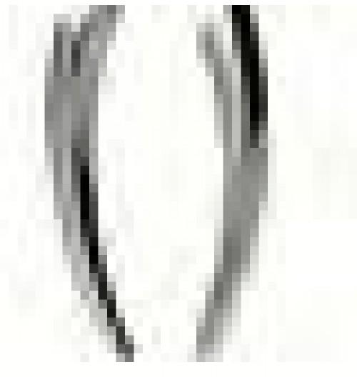 Bjt986 Orecchini Moon Ray 20mm