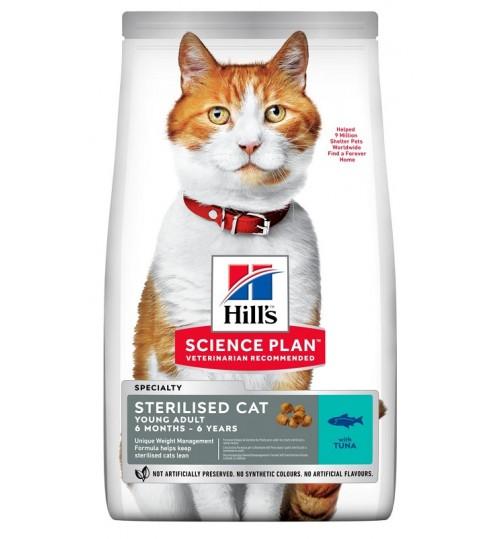 Sp Feline Y Ad Scat Tuna 3,5kg