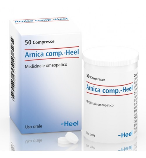 Arnica Comp 50tav Heel