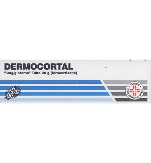 Dermocortal*crema 20g 0,5%