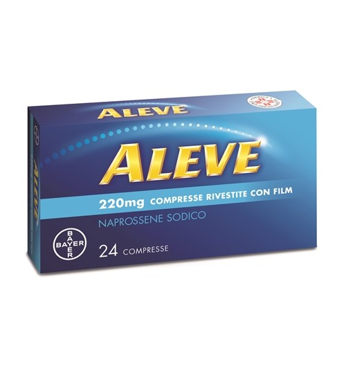 Aleve*24cpr Riv 220mg