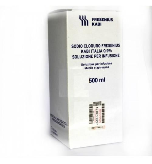Sodio Cloruro Fki*0,9% 500ml